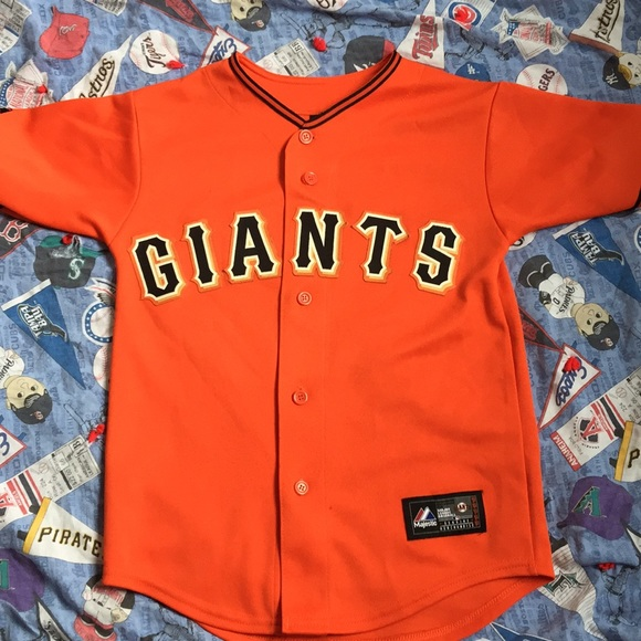 size 40 c1de9 ee696 Authentic San Francisco Giants: Baseball Jersey